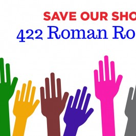 Save our shops: 422 Roman Road PA/14/02099