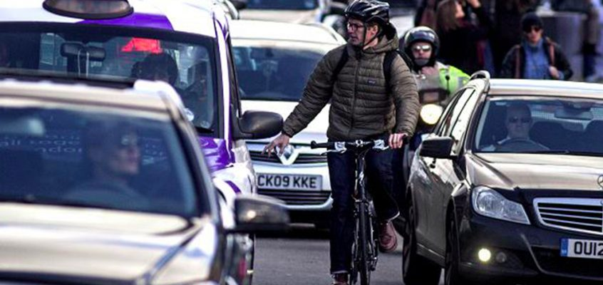 Threat of more traffic and danger to cyclists on Roman Road