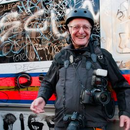 David Hoffman: chaos, riots, slums and the East End