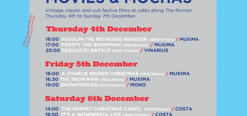 Roman Road Winter Festival 2014 line up