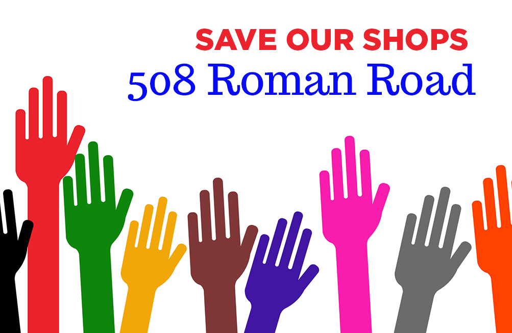 Save Our Shops: 508 Roman Road, formerly Randolfi