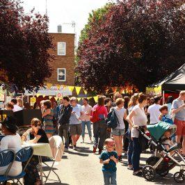 New weekly Saturday market on Roman Road