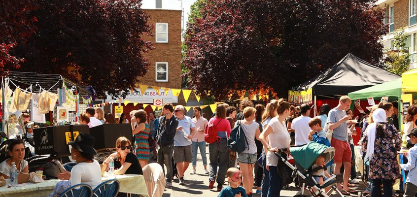New weekly Saturday market on Roman Road