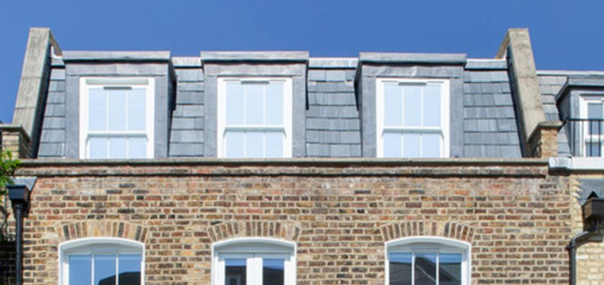 Consultation for Mansard roofs in Bow Conservation Areas
