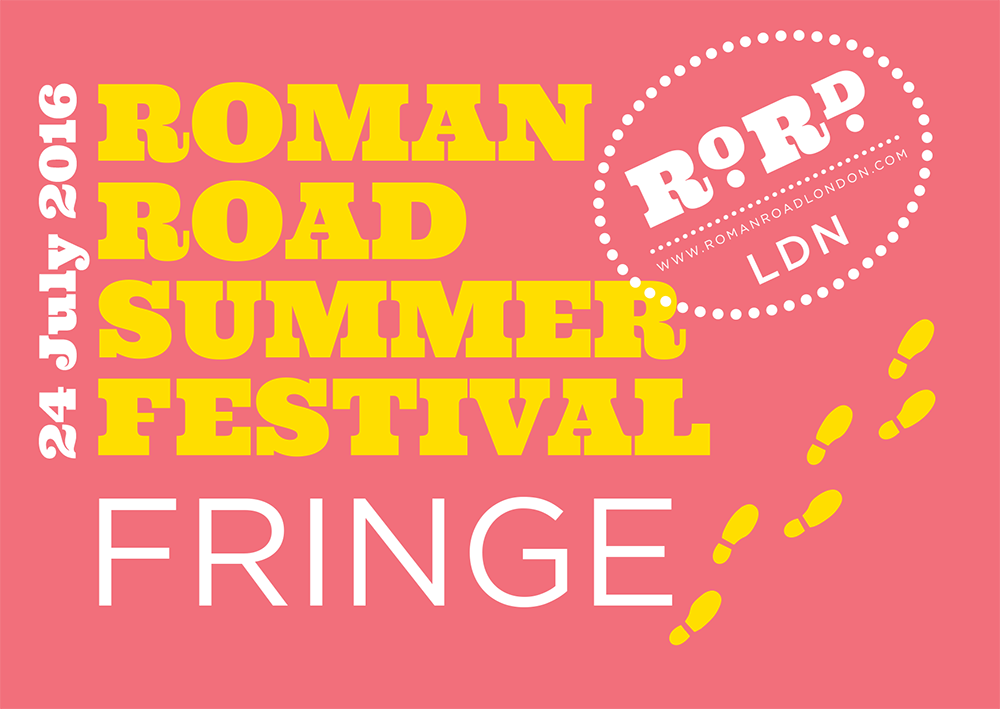 Roman Road Festival Fringe Events 2016