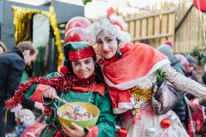 Roman Road Christmas Fair 2016 © Roman Koblov