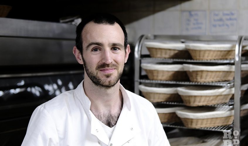 Meet Miller from Breid Bakery on Roman Road