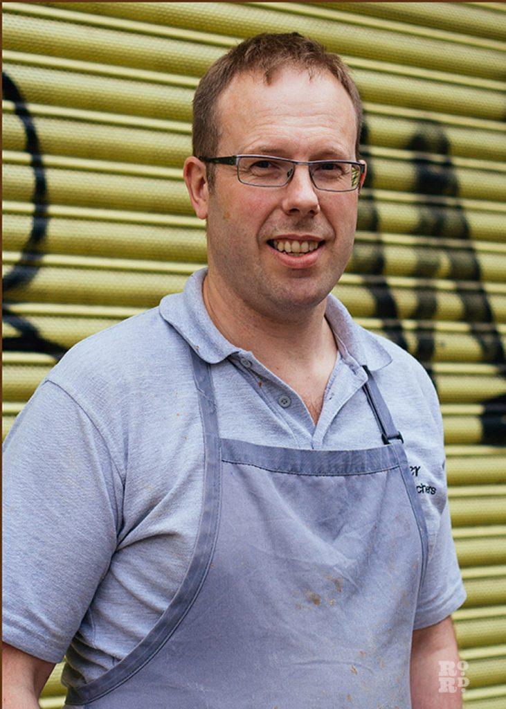 Brian the butcher