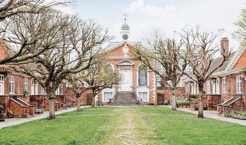 Can Spitalfields Trust save Trinity Green?