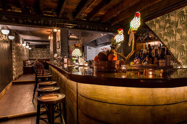 New Orleans bar Nola opens in Globe Town | Roman Road LDN