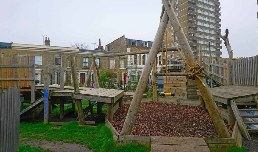 Why we love Roman Road Adventure Playground