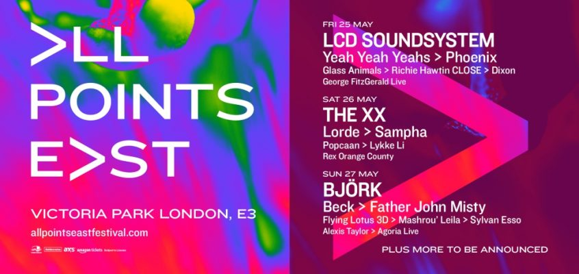 All Points East festival 2018, Victoria Park