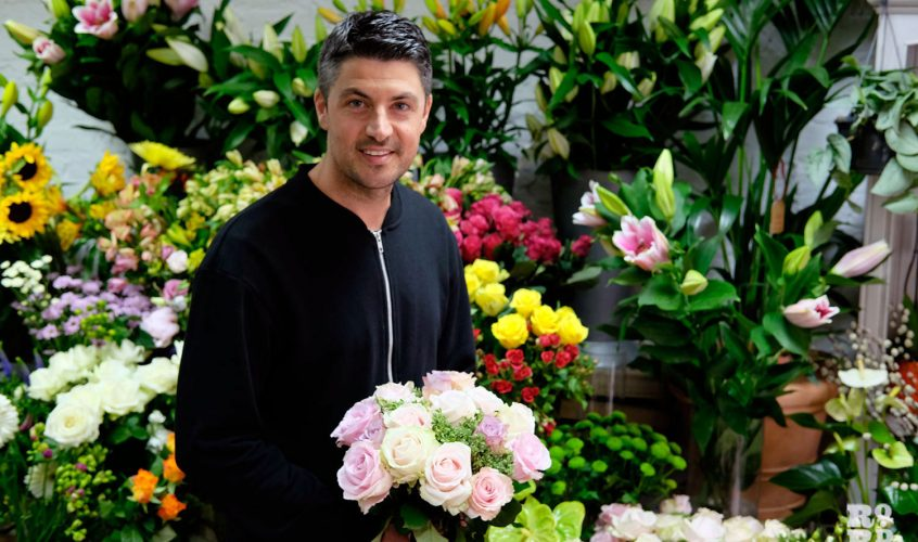 The history of Roman Road's family florist