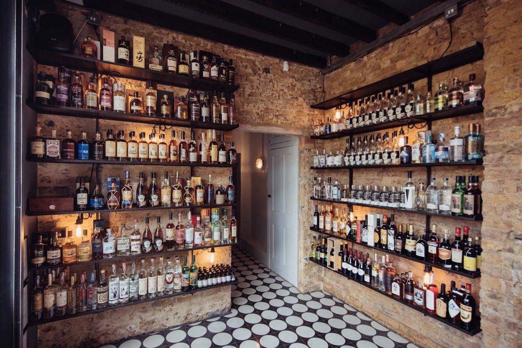 Photograph of The bottle shop