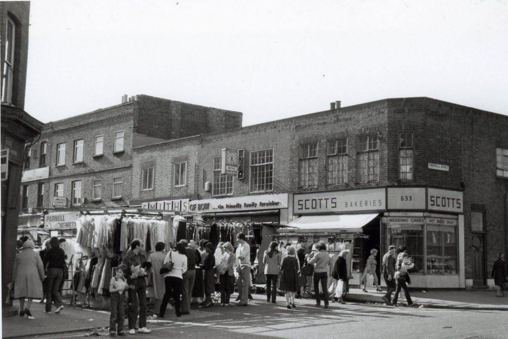 Roman Road Market 1981