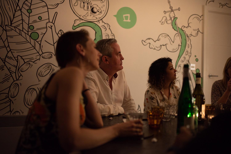 Tentacle Room supper club