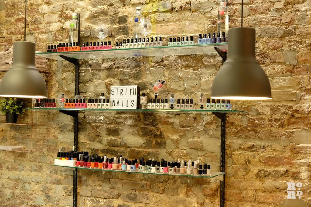 Photo of nail varnish at Trieu Nails