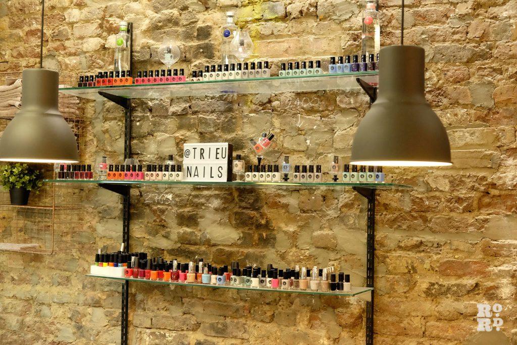 Photo of nail varnish at Trieu Nails