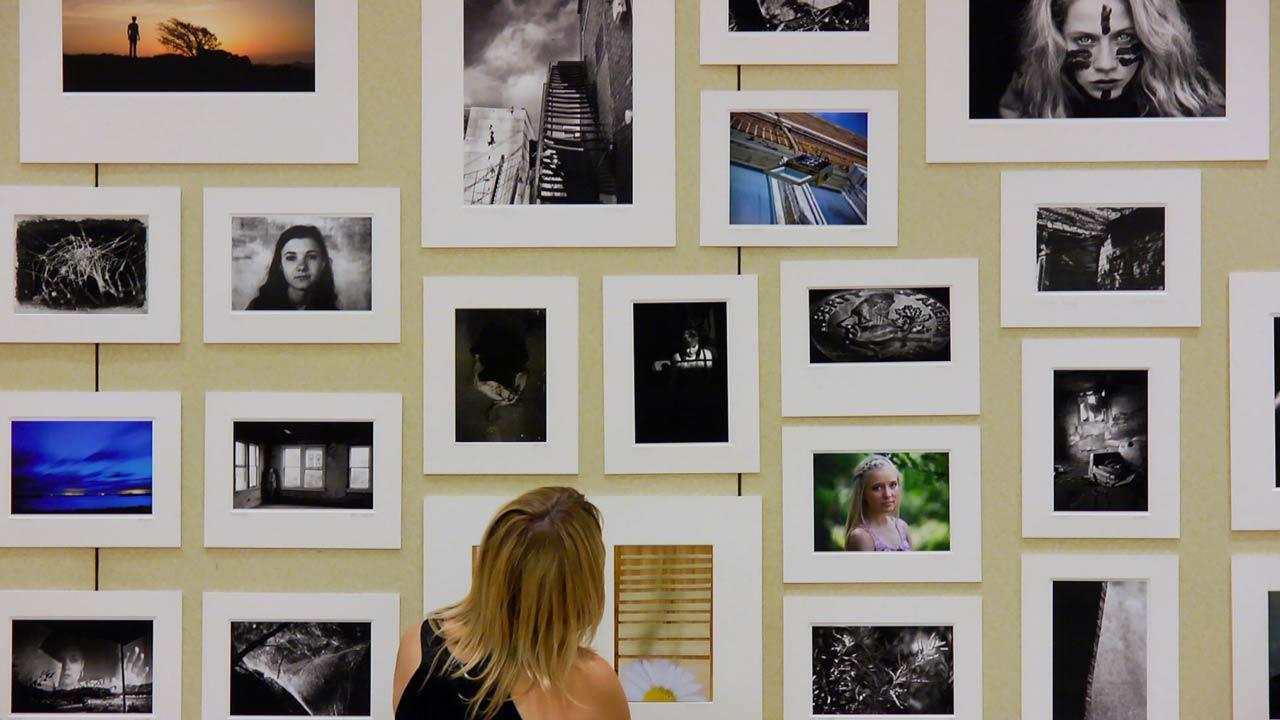 photo frames at ginger white