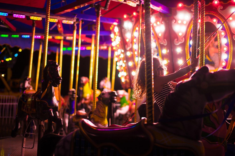 funfair ride mile end park