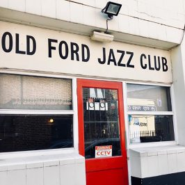 Old ford jazz club