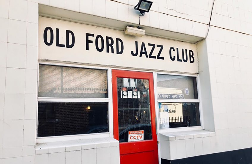Old ford jazz club