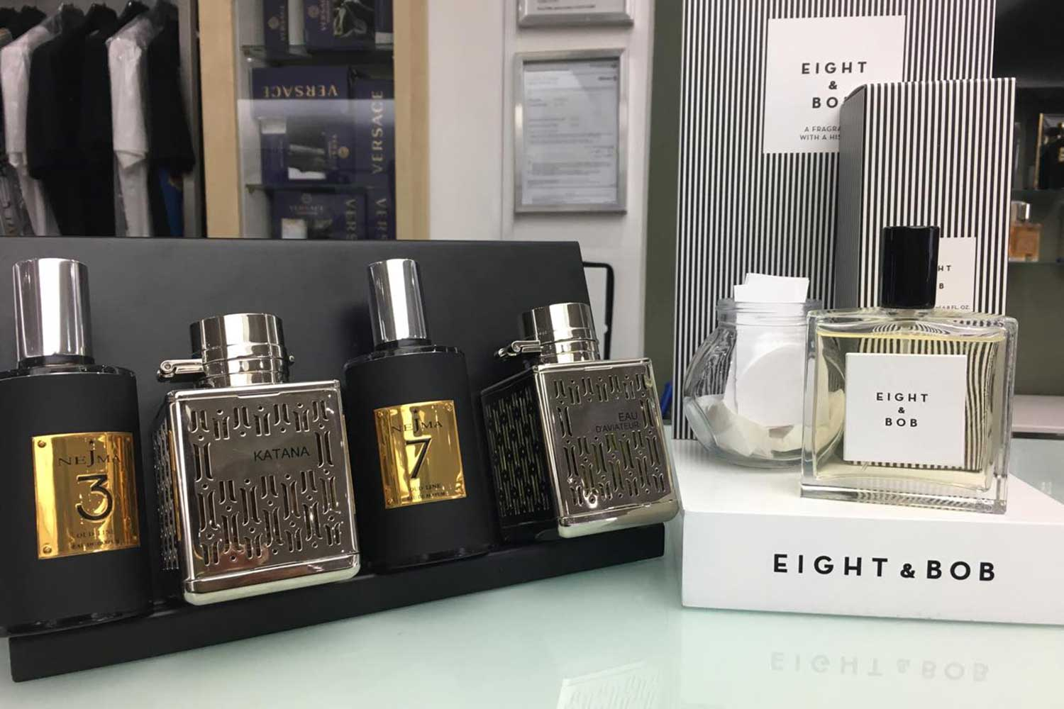 Aftershave at Zee and co on Roman Road