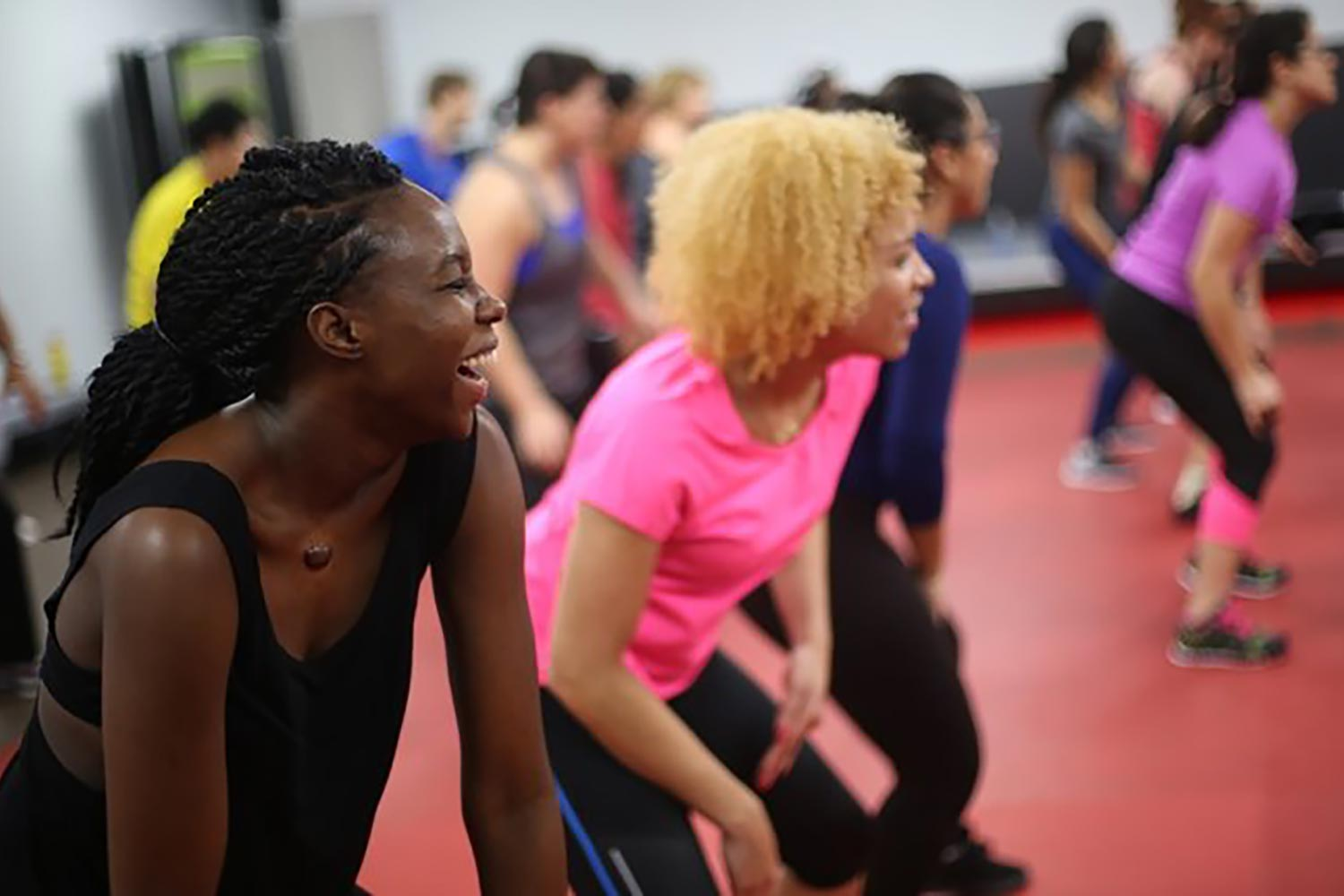 The yard beyonce dance class fitness hackney wick