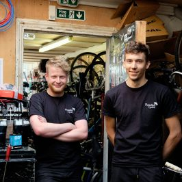 Paradise cycles roman road bike mechanics