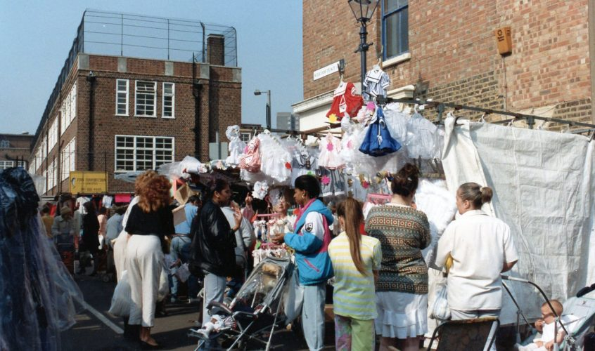 Roman Road Market in the 1990s [GALLERY]