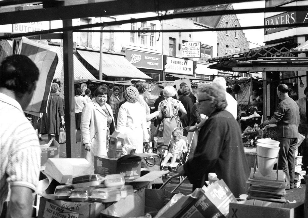 The market in 1968