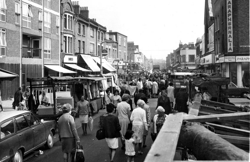 Roman Road Market in the 1960s [GALLERY]