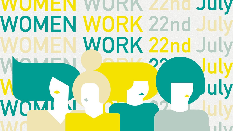 Women Work flyer