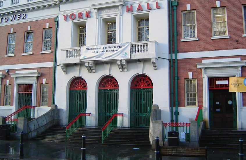 York Hall Spa, a perfect place for recuperation just off Roman Road