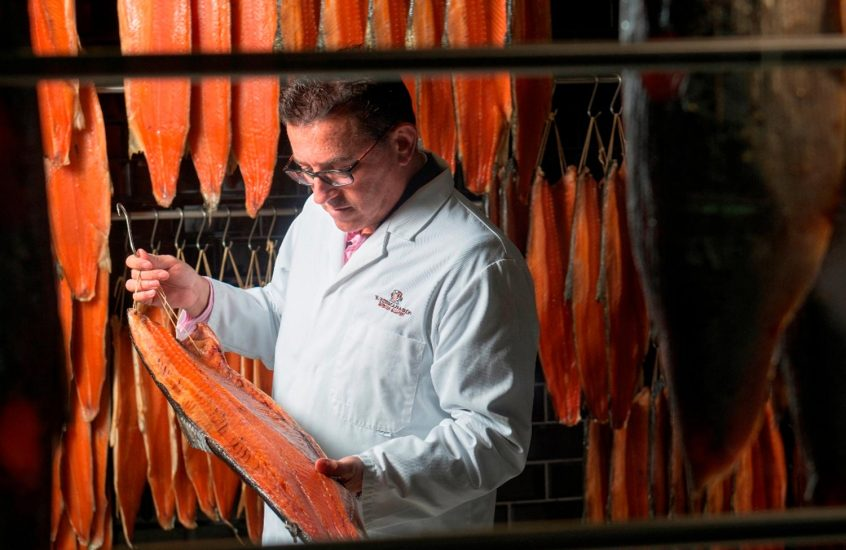 Fish Island's Forman's: the Rolls Royce of the smoked salmon industry