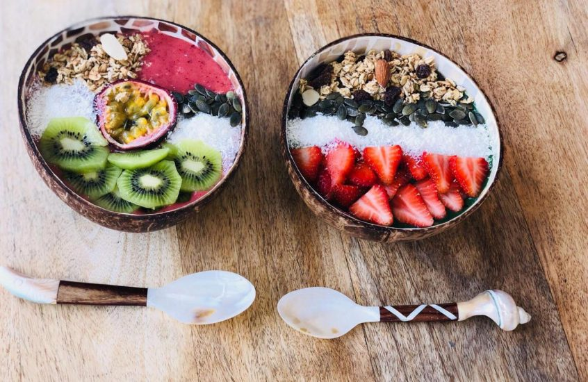 Maybin's Balinese smoothie bowl recipe