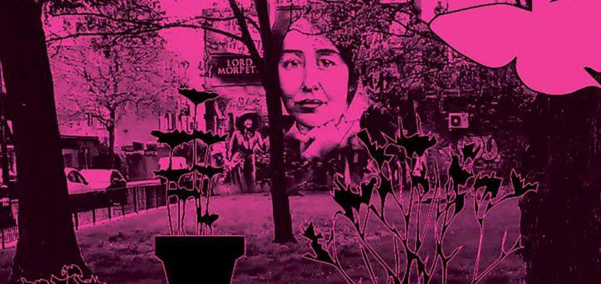 Suffragette kitchen and herb garden launch
