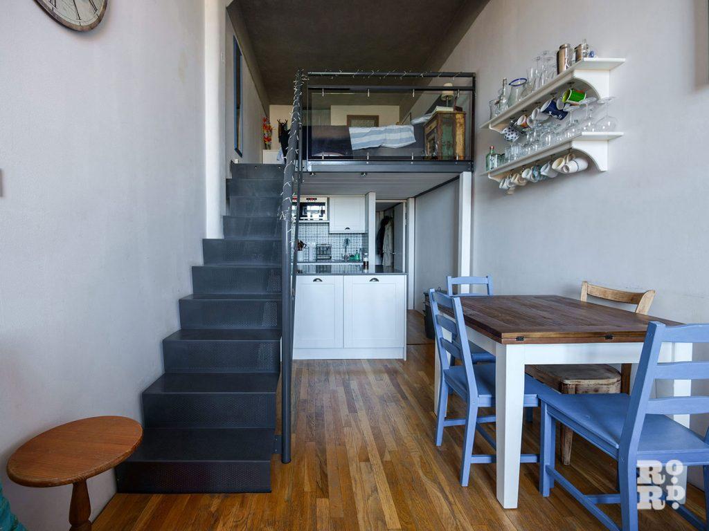 Bow Quarter Interior 1