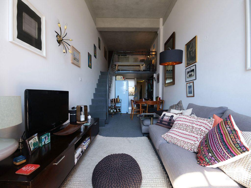 Bow Quarter Interior 17