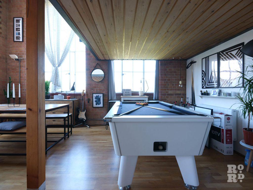 Bow Quarter Interior 34