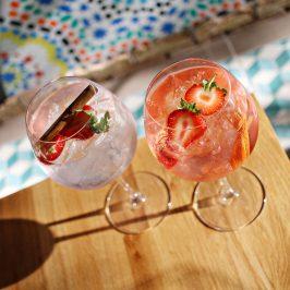 Cocktails at Chiringuito
