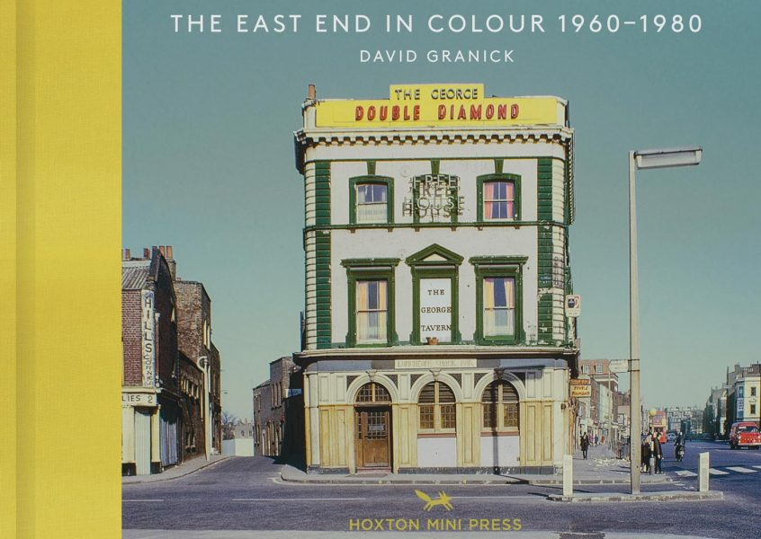 David Granick shows us the East End in Colour
