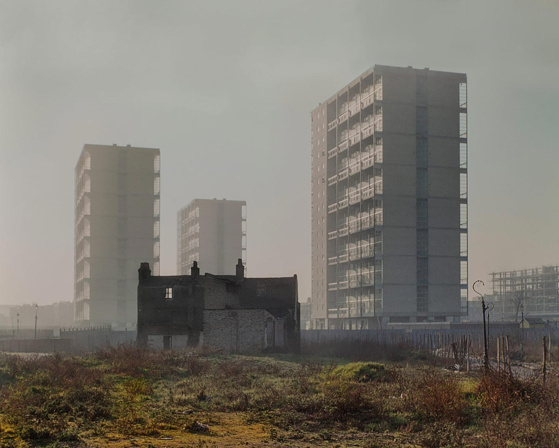 David Granick photgraph of Stifford Estate