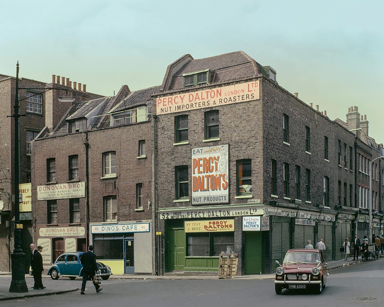 David Granick Photograph of Percy Dalton's