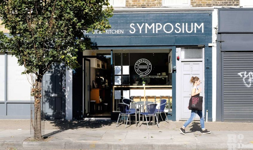 Symposium – an Italian neighbourhood restaurant with an organic twist