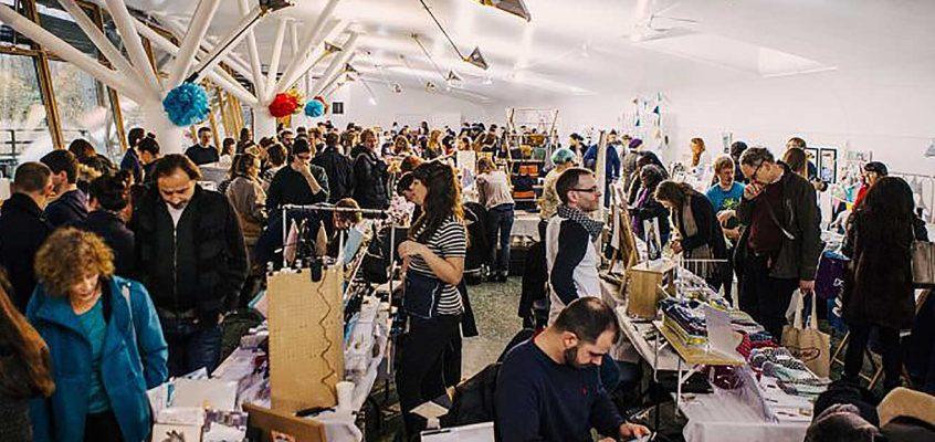Urban Makers Christmas Market at Eco Pavilion