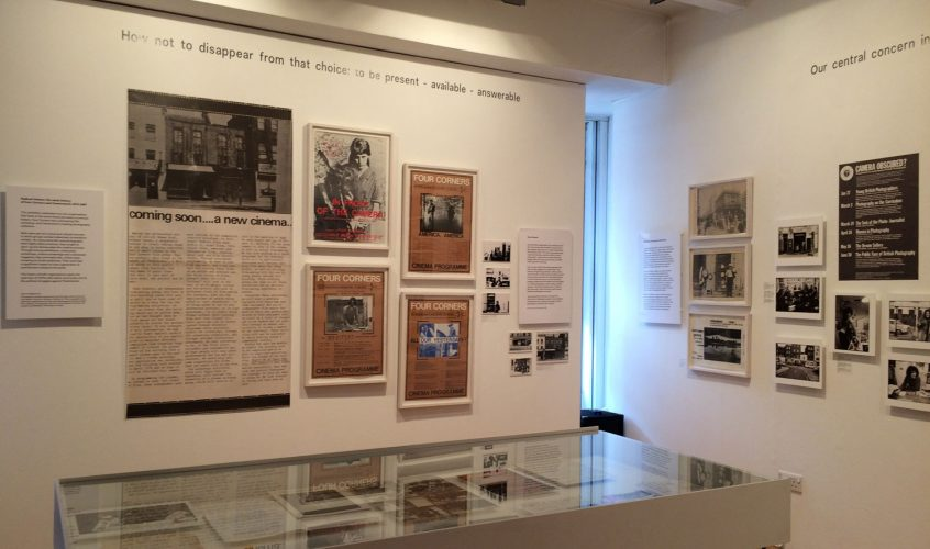 Four Corners and Camerawork: Radical Visions exhibition and Modern Suffragette photography training