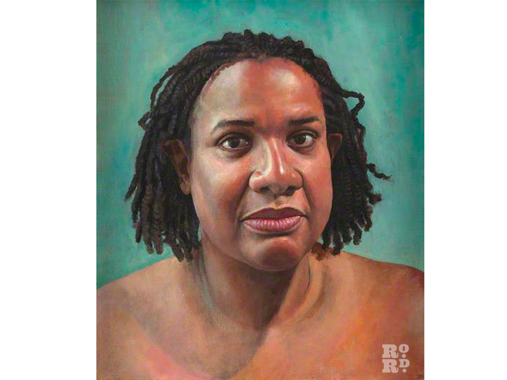 Diane Abbott by Stuart Pearson Wright