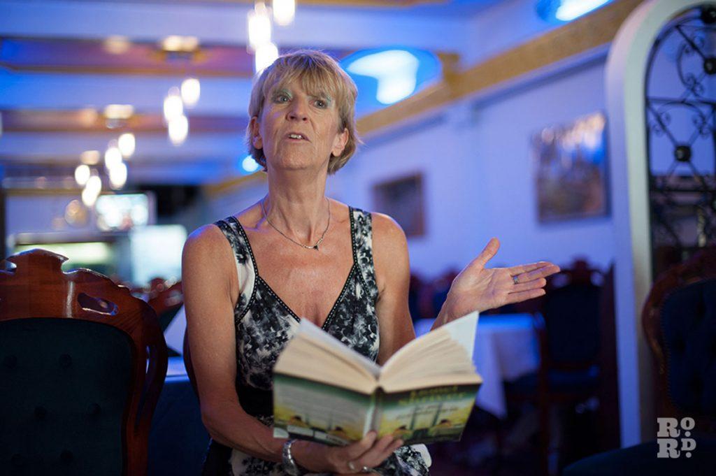 Jeryl Burgess The Post Birthday World Roman Road Festival