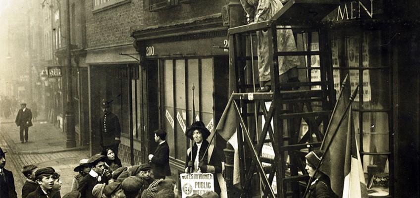 East London Suffragettes centenary festival